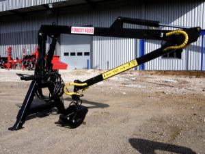 Grue forestiere FOREST 4800