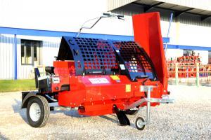 Combiné bois de chauffage CMS 380 chassis routier