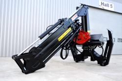 Grue forestiere CMS 840 PRO commande distributeur basse pression