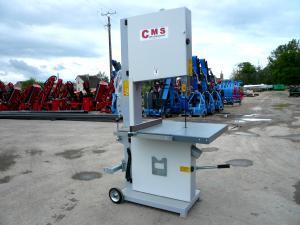 Scie a ruban CMS EZ620 220V et PDF tracteur