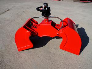Benne preneuse CMS 125L rotator