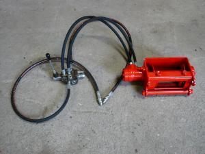 Treuil hydraulique pour fendeuse