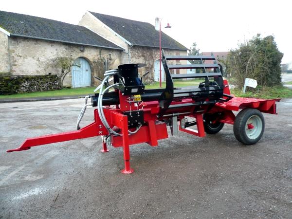 fendeuse hydraulique horizontale tracteur agricole. Black Bedroom Furniture Sets. Home Design Ideas