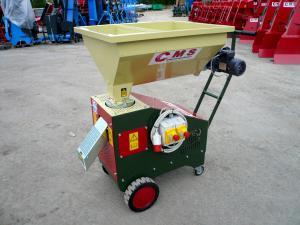 Machine à pellets avec chargeur